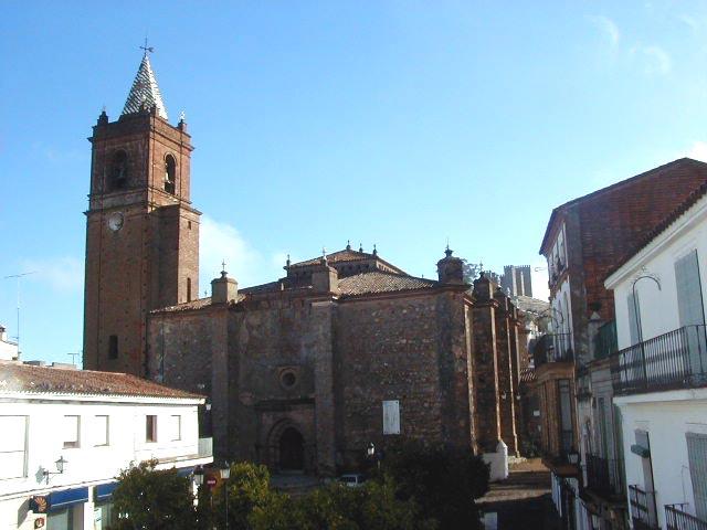 cortegana-iglesia del divino salvador02