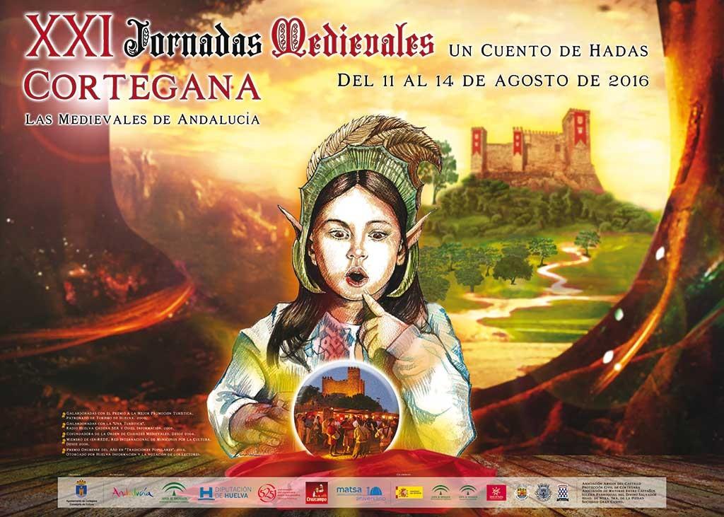 Castillo de Cortegana – (Del 11 al 14 de agosto de 2016)